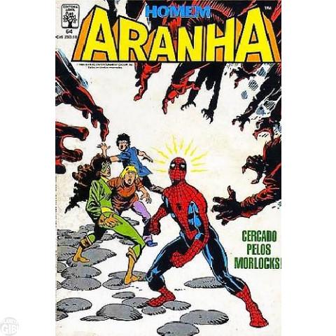 Homem-Aranha [Abril - 1ª série] nº 064 out/1988