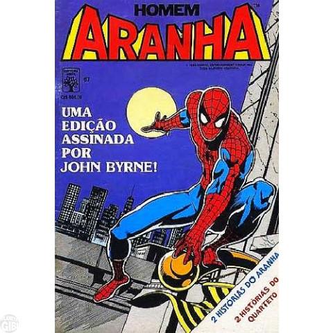 Homem-Aranha [Abril - 1ª série] nº 067 jan/1989