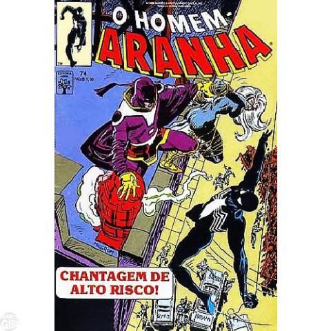 Homem-Aranha [Abril - 1ª série] nº 074 ago/1989