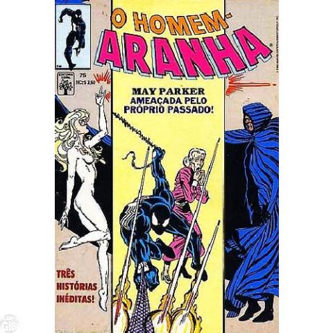 Homem-Aranha [Abril - 1ª série] nº 075 set/1989