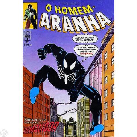 Homem-Aranha [Abril - 1ª série] nº 087 set/1990