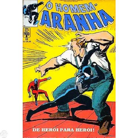 Homem-Aranha [Abril - 1ª série] nº 089 nov/1990