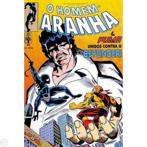 Homem-Aranha [Abril - 1ª série] nº 090 dez/1990