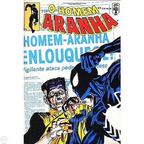 Homem-Aranha [Abril - 1ª série] nº 091 jan/1991