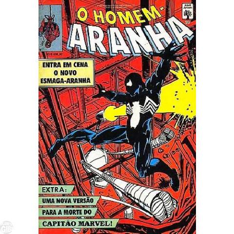 Homem-Aranha [Abril - 1ª série] nº 099 set/1991