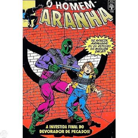 Homem-Aranha [Abril - 1ª série] nº 102 dez/1991