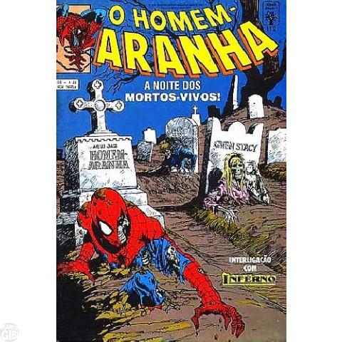 Homem-Aranha [Abril - 1ª série] nº 112 out/1992