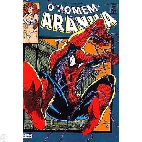 Homem-Aranha [Abril - 1ª série] nº 116 fev/1993
