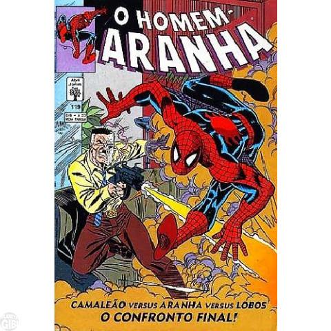 Homem-Aranha [Abril - 1ª série] nº 119 mai/1993