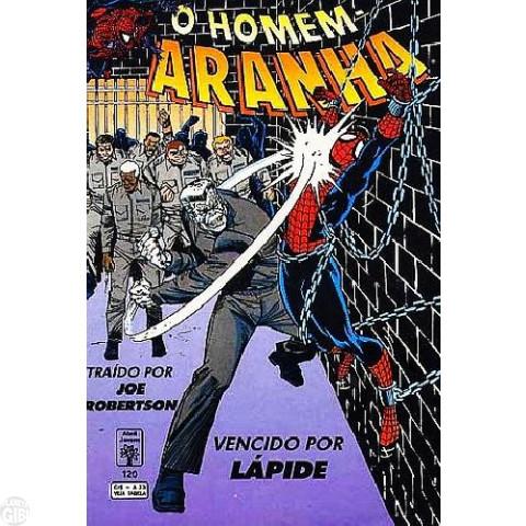 Homem-Aranha [Abril - 1ª série] nº 120 jun/1993