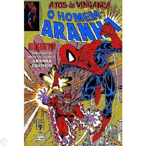 Homem-Aranha [Abril - 1ª série] nº 123 set/1993