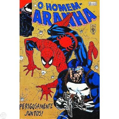 Homem-Aranha [Abril - 1ª série] nº 125 nov/1993