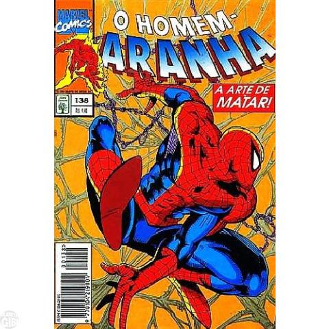 Homem-Aranha [Abril - 1ª série] nº 138 dez/1994