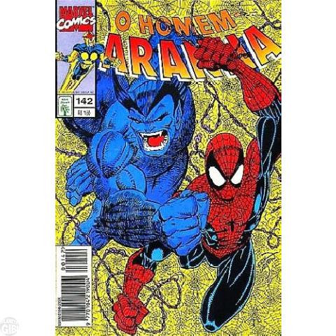 Homem-Aranha [Abril - 1ª série] nº 142 abr/1995