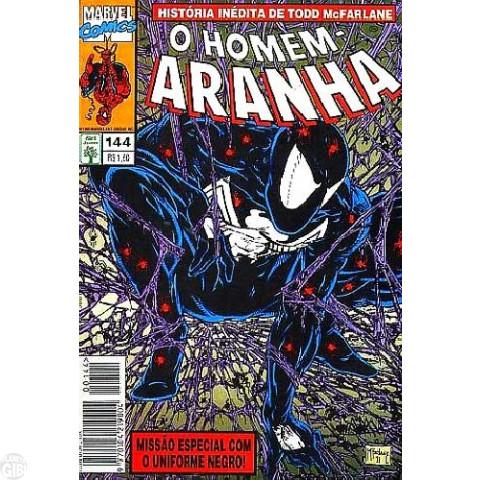 Homem-Aranha [Abril - 1ª série] nº 144 jun/1995