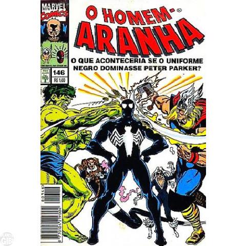 Homem-Aranha [Abril - 1ª série] nº 146 ago/1995