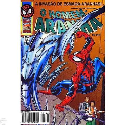 Homem-Aranha [Abril - 1ª série] nº 154 abr/1996