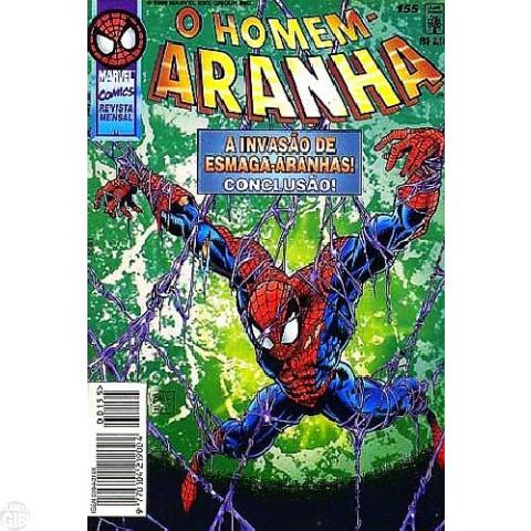 Homem-Aranha [Abril - 1ª série] nº 155 mai/1996