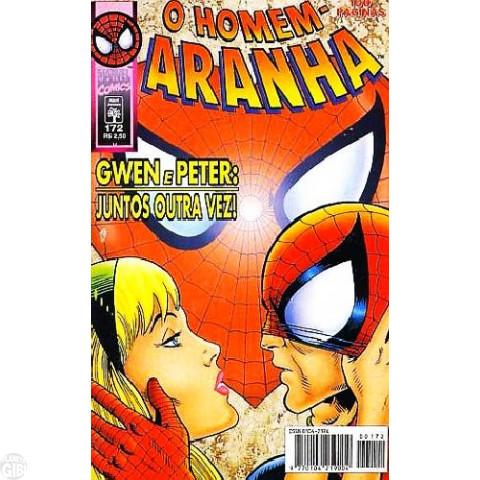 Homem-Aranha [Abril - 1ª série] nº 172 out/1997