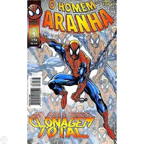 Homem-Aranha [Abril - 1ª série] nº 173 nov/1997
