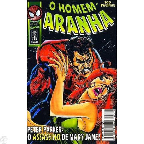 Homem-Aranha [Abril - 1ª série] nº 175 jan/1998