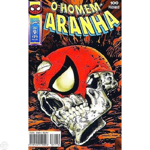Homem-Aranha [Abril - 1ª série] nº 179 mai/1998