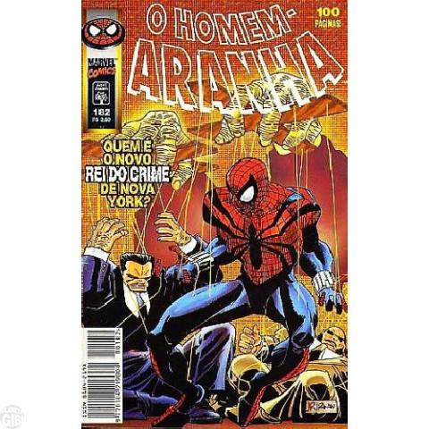 Homem-Aranha [Abril - 1ª série] nº 182 ago/1998
