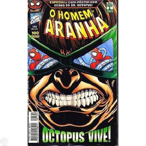 Homem-Aranha [Abril - 1ª série] nº 191 mai/1999