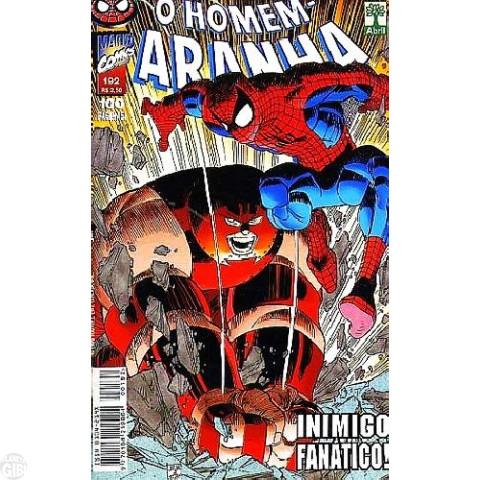 Homem-Aranha [Abril - 1ª série] nº 192 jun/1999