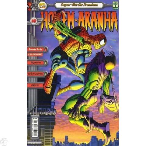 Homem-Aranha [Abril - 2ª série - Super-Heróis Premium] nº 010 mai/2001