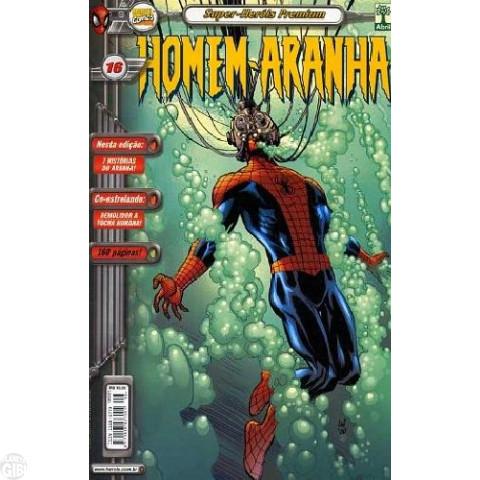 Homem-Aranha [Abril - 2ª série - Super-Heróis Premium] nº 016 nov/2001
