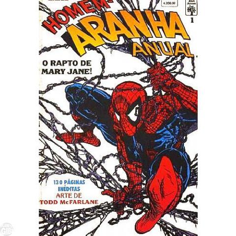 Homem-Aranha Anual [Abril] nº 001 mai/1992