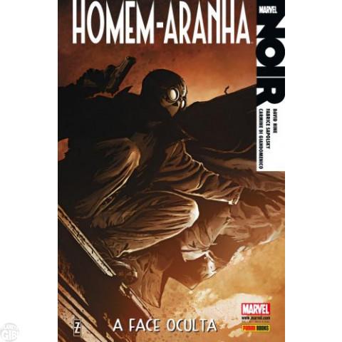 Homem-Aranha Noir [Panini] nº 002 fev/2012 - Capa Dura