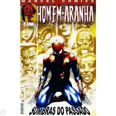 Homem-Aranha [Panini - 1ª série] nº 002 fev/2002