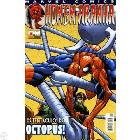 Homem-Aranha [Panini - 1ª série] nº 016 abr/2003