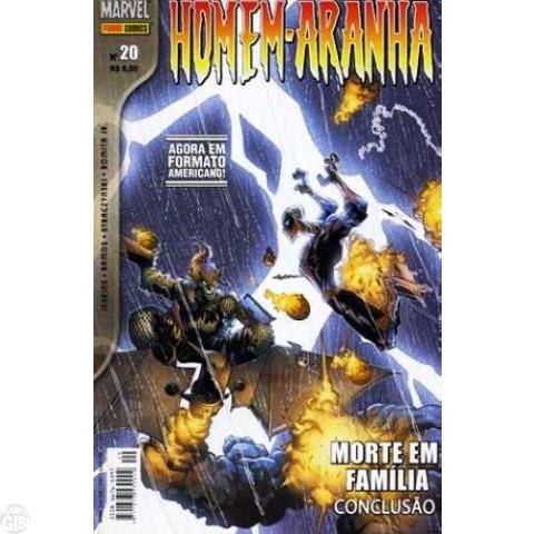 Homem-Aranha [Panini - 1ª série] nº 020 ago/2003