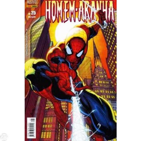 Homem-Aranha [Panini - 1ª série] nº 025 jan/2004