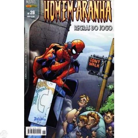 Homem-Aranha [Panini - 1ª série] nº 026 fev/2004