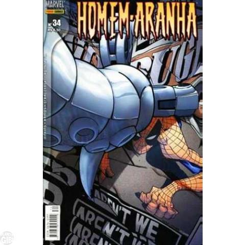 Homem-Aranha [Panini - 1ª série] nº 034 out/2004