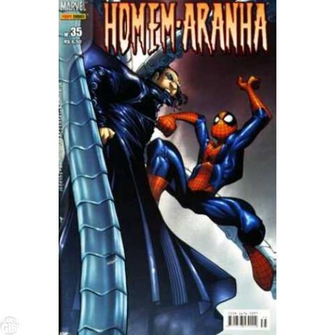 Homem-Aranha [Panini - 1ª série] nº 035 nov/2004