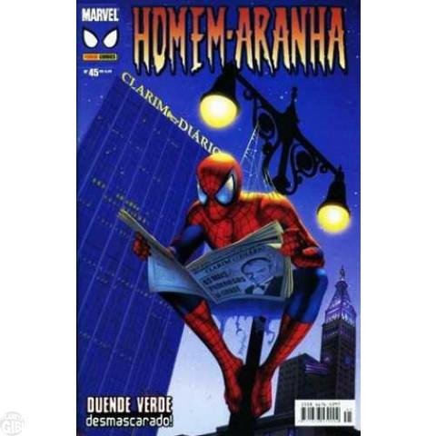 Homem-Aranha [Panini - 1ª série] nº 045 set/2005