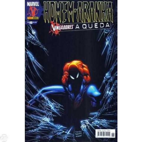 Homem-Aranha [Panini - 1ª série] nº 046 out/2005 - Vingadores: A Queda