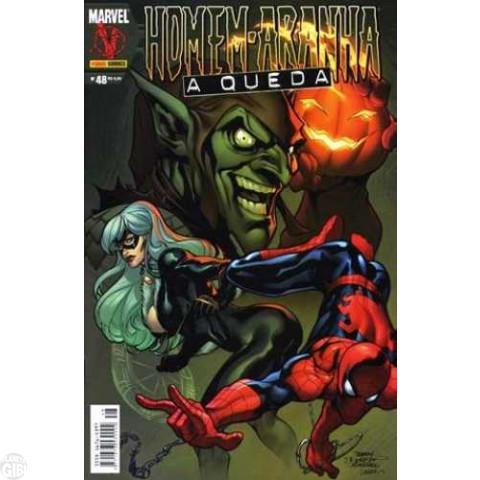Homem-Aranha [Panini - 1ª série] nº 048 dez/2005 - A Queda