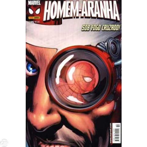 Homem-Aranha [Panini - 1ª série] nº 055 jul/2006