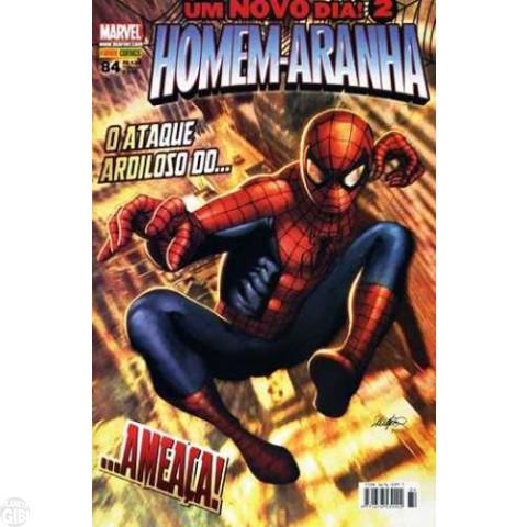 Homem-Aranha [Panini - 1ª série] nº 084 dez/2008 - Um Novo Dia!