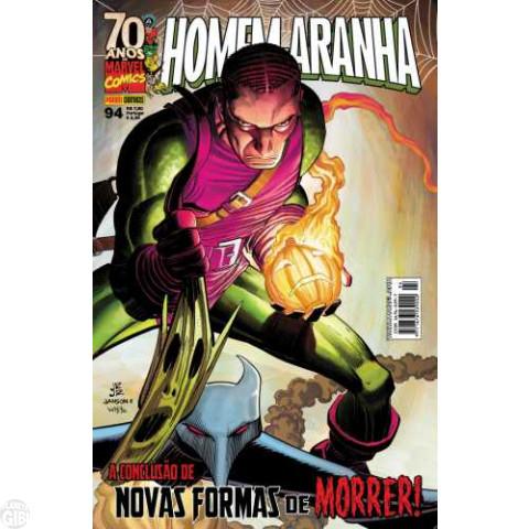 Homem-Aranha [Panini - 1ª série] nº 094 out/2009