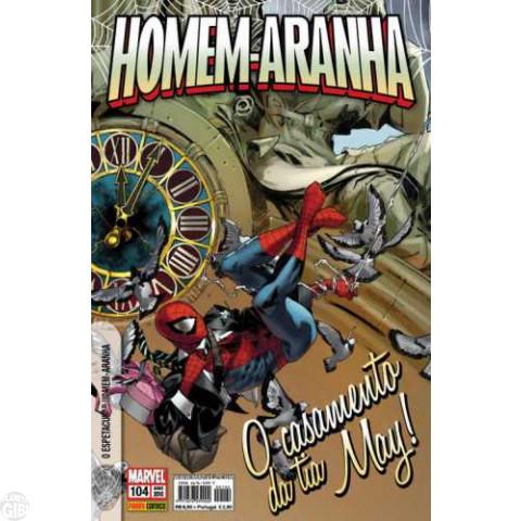 Homem-Aranha [Panini - 1ª série] nº 104 ago/2010