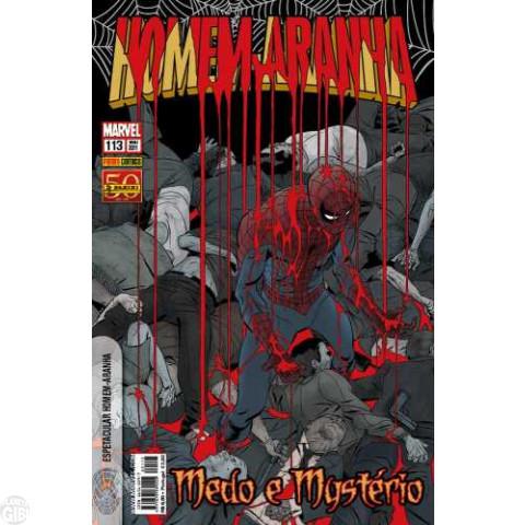 Homem-Aranha [Panini - 1ª série] nº 113 mai/2011