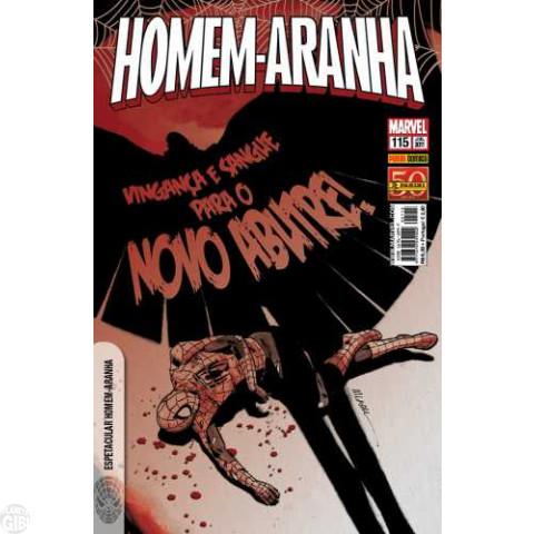 Homem-Aranha [Panini - 1ª série] nº 115 jul/2011