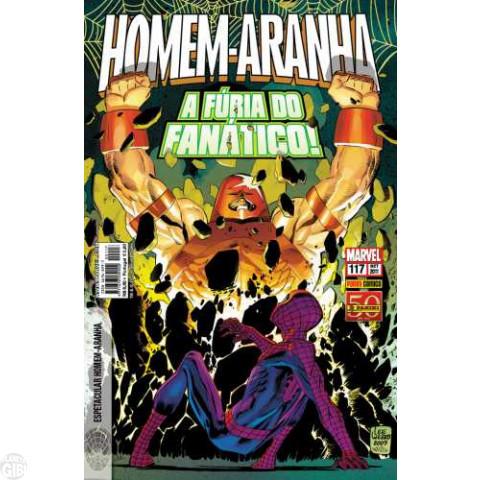 Homem-Aranha [Panini - 1ª série] nº 117 set/2011